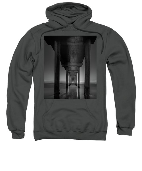 Fog Bank At Dawn Sweatshirt