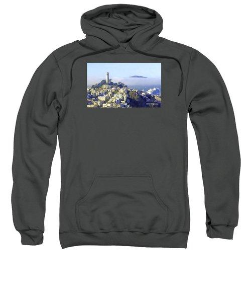 Fog Rolling In Sweatshirt