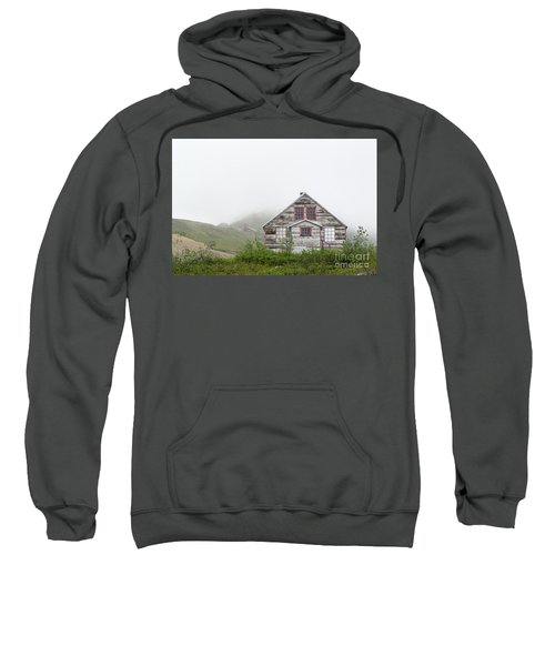 Foggy And Abandoned Sweatshirt