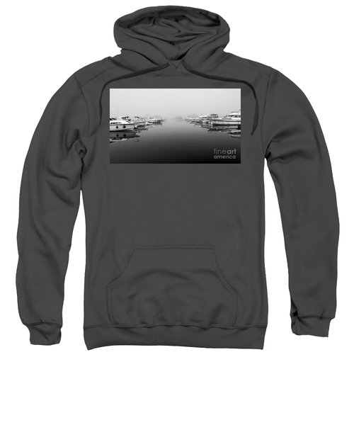 Foggy Day Banagher Sweatshirt