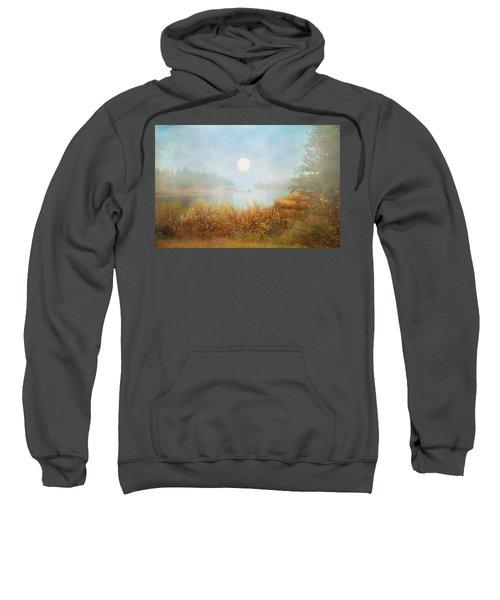 Foggy Sunrise  Sweatshirt