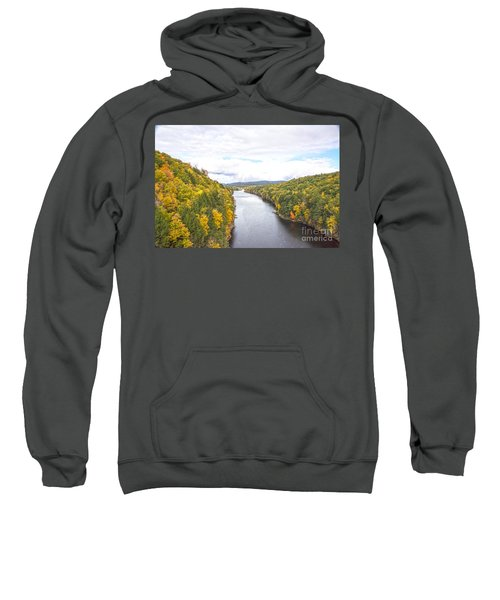 Foliage Clouds Sweatshirt
