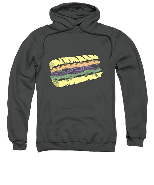 Food Masquerade Sweatshirt