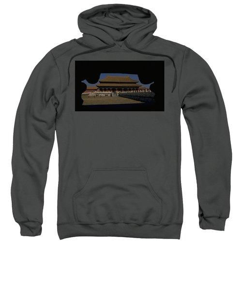 Forbidden City, Beijing Sweatshirt
