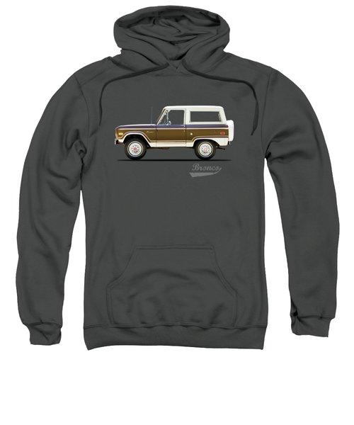 Ford Bronco Ranger 1976 Sweatshirt