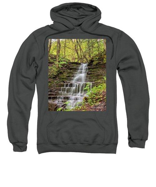 Forest Cascade Sweatshirt