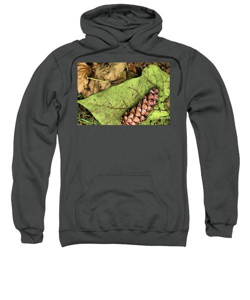 Forest Floor Still Life Sweatshirt