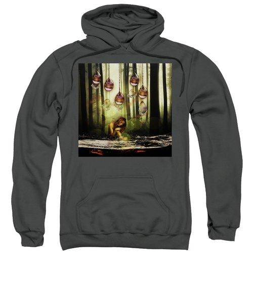 Forest Rain Fantasy Sweatshirt