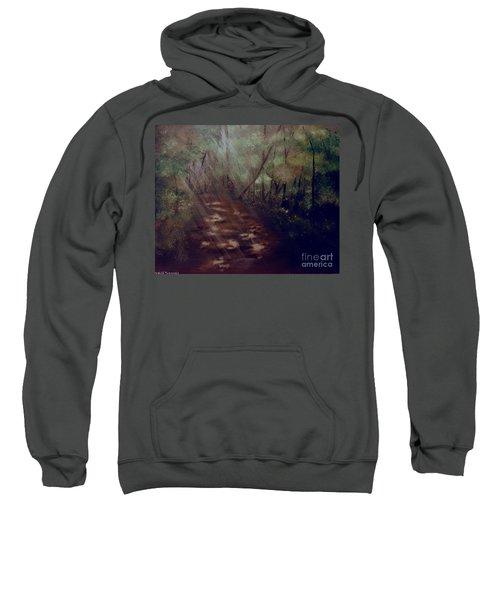 Forest Rays Sweatshirt