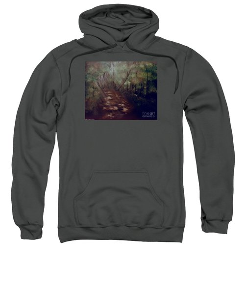 Forest Rays Sweatshirt