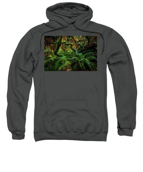 Forever Green Sweatshirt