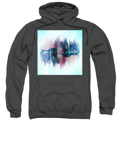 Forgive Arrow Sweatshirt