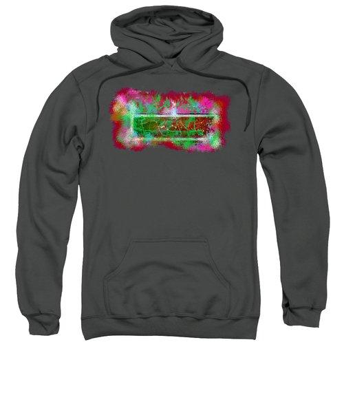 Forgive Brick Pink Tshirt Sweatshirt by Tamara Kulish