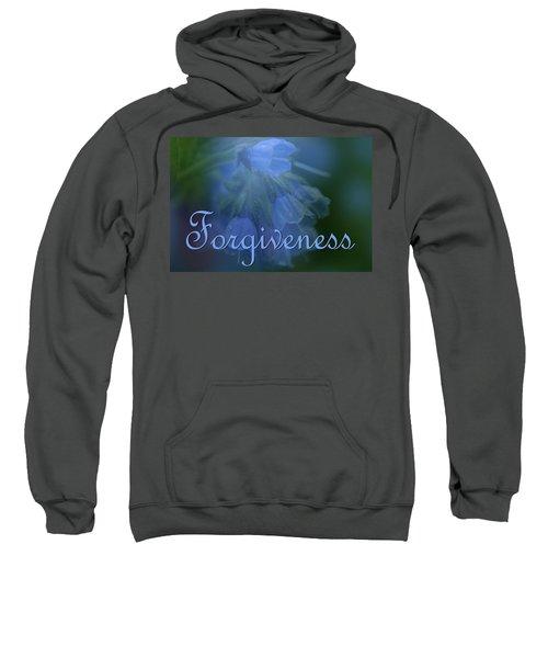 Forgiveness Blue Bells Sweatshirt