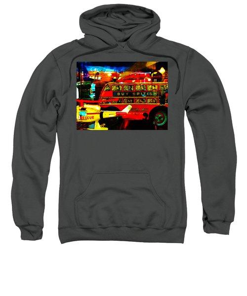 Forgotten British Toys Sweatshirt