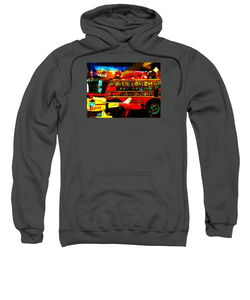 Forgotten British Toys Sweatshirt