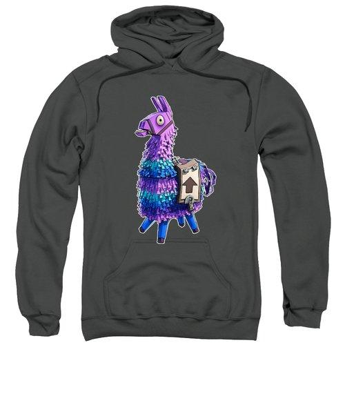 Fortnite Llama Pinata Sweatshirt
