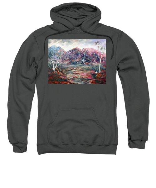 Fountain Springs Outback Australia Sweatshirt