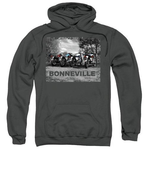 Four Bonnevilles Sweatshirt