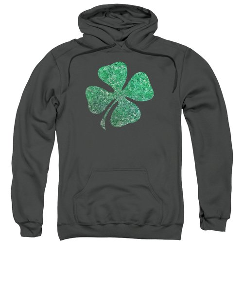 Four Leaf Clover Sweatshirt