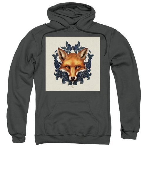 Fox Embellished Sweatshirt