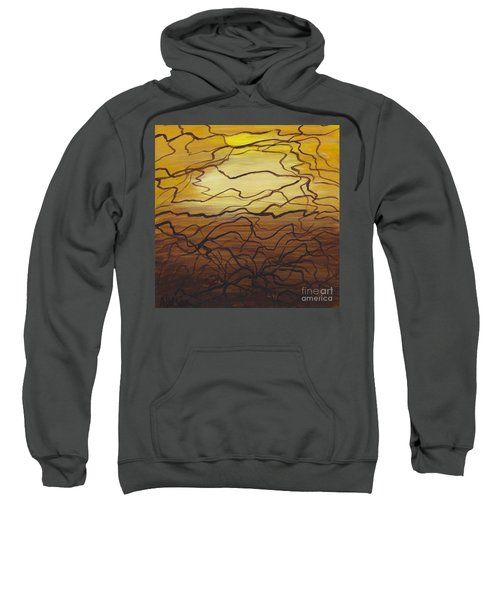 Fractured  Sweatshirt