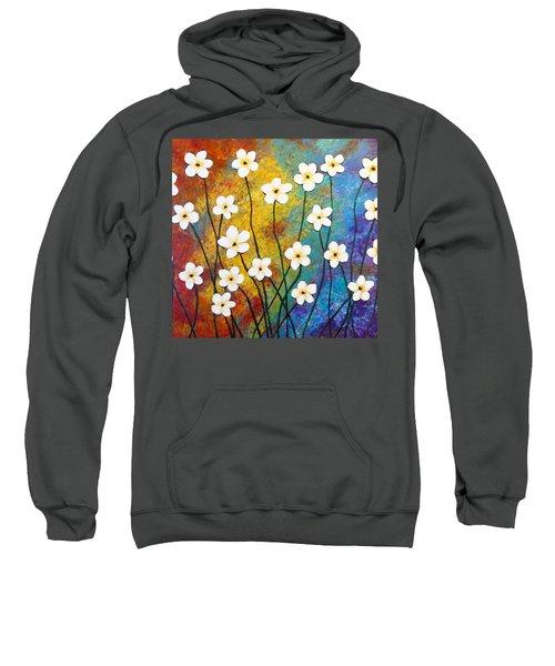 Frangipani Explosion Sweatshirt