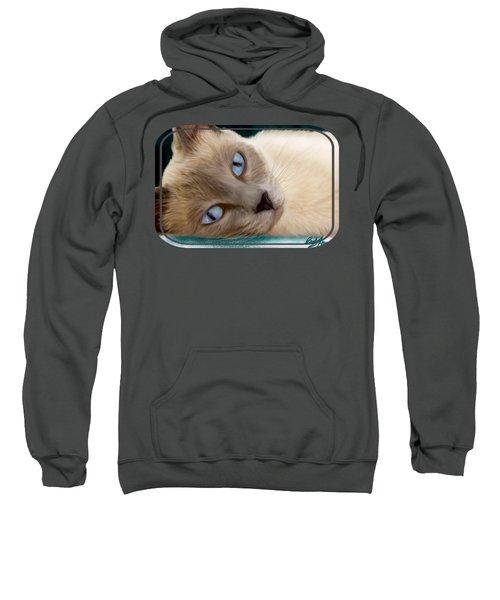 Frankie Blue Eyes Sweatshirt