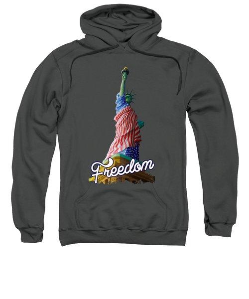 Queen Liberty Sweatshirt