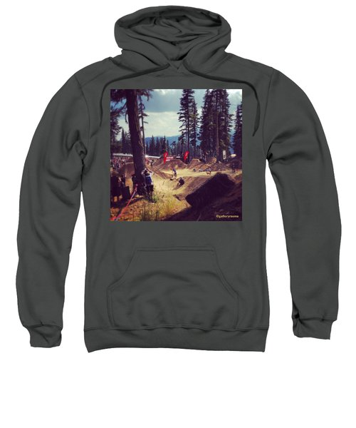 Freestyling Mtb Sweatshirt