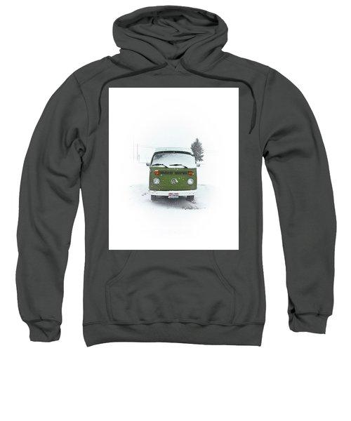 Freezenugen Sweatshirt by Andrew Weills