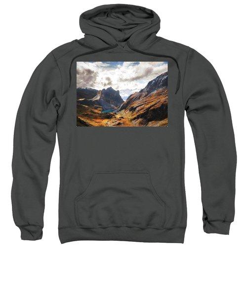 French Alps Sweatshirt