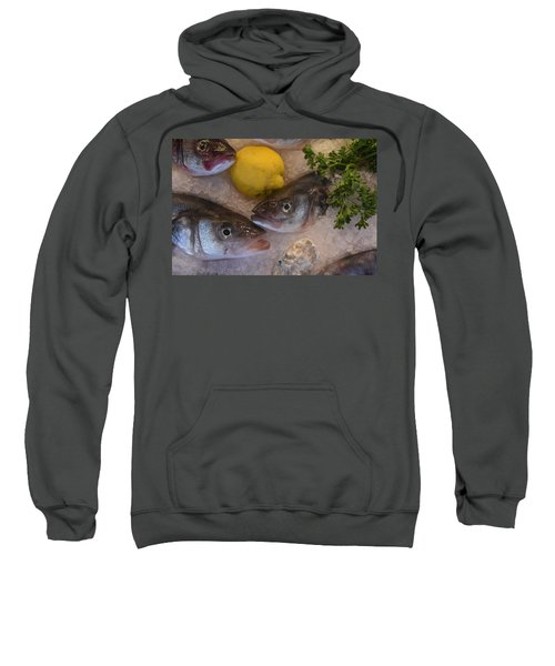 Fresh Fish Sweatshirt