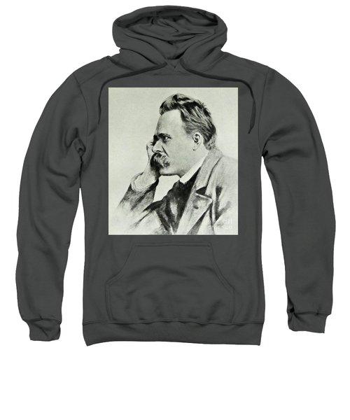 Friedrich Nietzsche, 1912 Sweatshirt