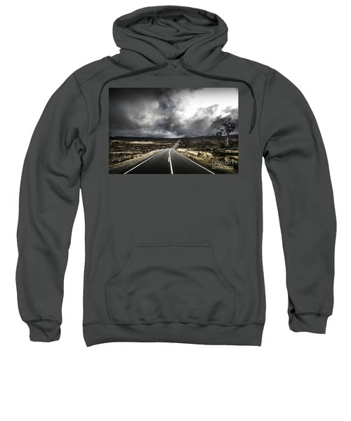 From Cradle To The Grey Sweatshirt
