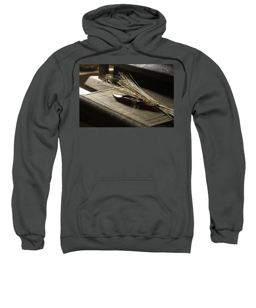 From Flax To Linen Sweatshirt