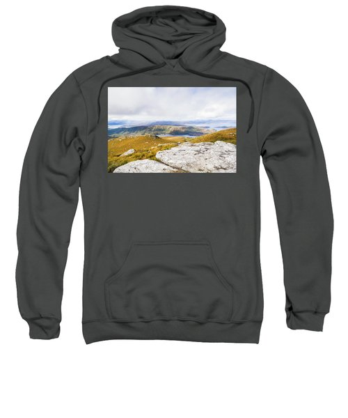 From Mountains To Lakes Sweatshirt