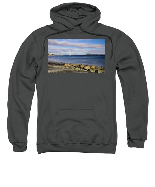 From The Shores Of Jamestown Sweatshirt
