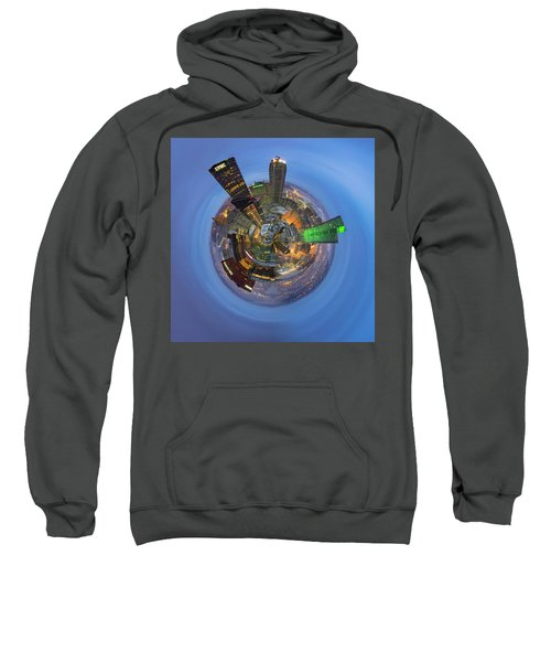 From The Top Of Ppg Little Planet  Sweatshirt