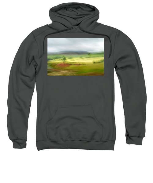 heading north of Yorkshire to Lake District - UK 1 Sweatshirt