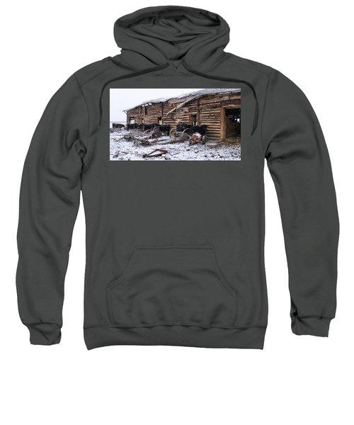 Frozen Beef Sweatshirt