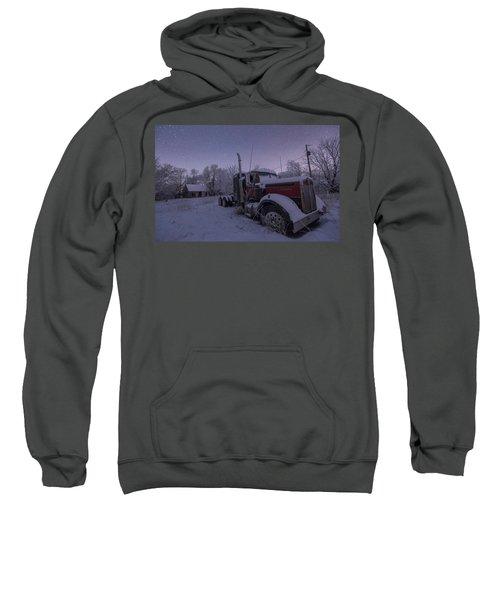 Frozen Big Rig Sweatshirt