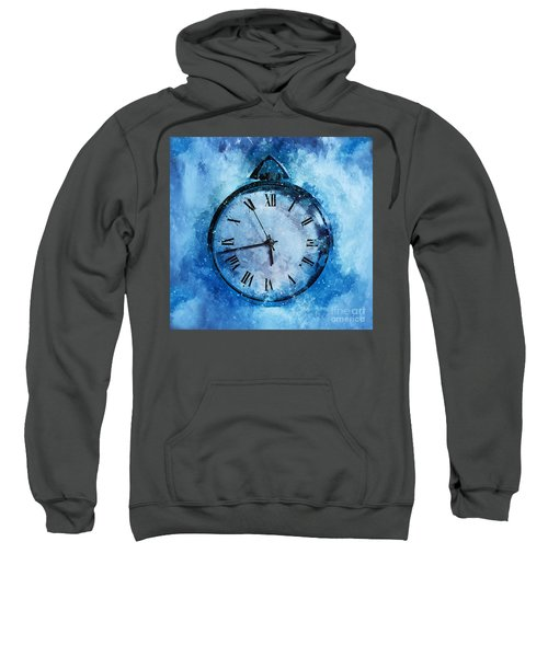 Frozen In Time Sweatshirt