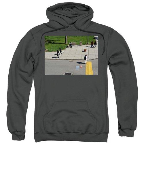 Frozen Lines Sweatshirt