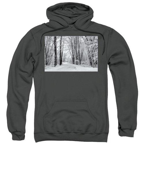Frozen Road Sweatshirt