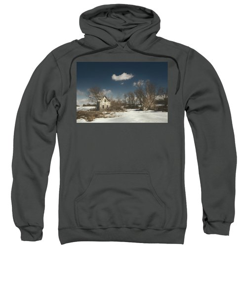 Frozen Stillness Sweatshirt
