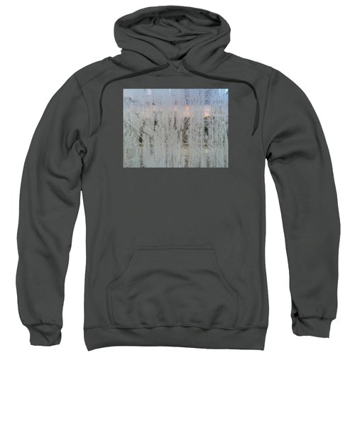 Frozen Window Sweatshirt