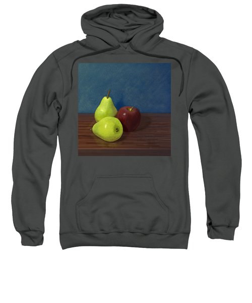 Fruit On A Table Sweatshirt by Jacqueline Barden