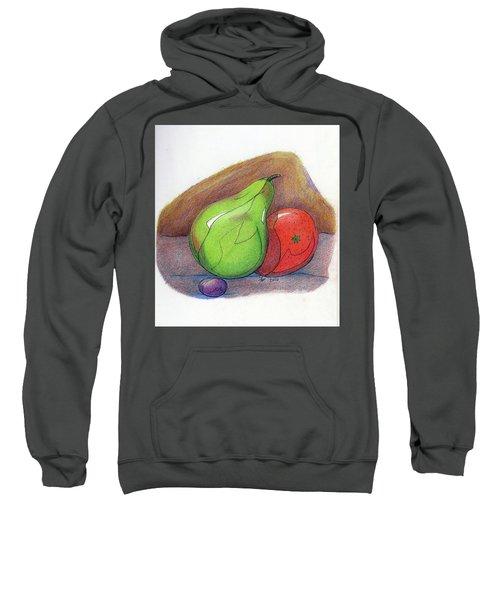 Fruit Still 34 Sweatshirt