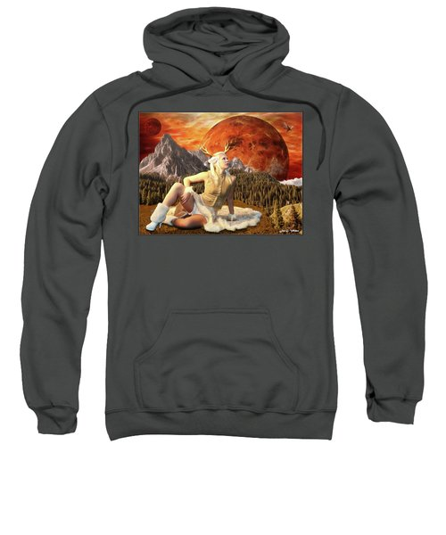 Fuan At Dawn Sweatshirt